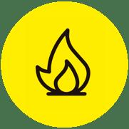 ICONo seguro incendios