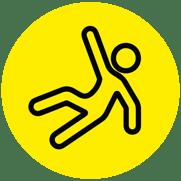 Icono caidas